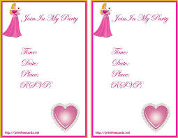 printable invitation templates birthday invitations free printable birthday invitations free