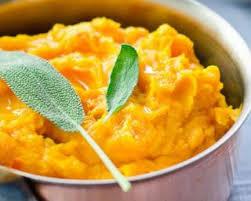 comment cuisiner le potiron recette de purée de potimarron carottes et navets à l indienne