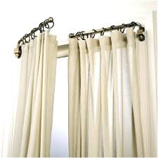 Swing Arm Curtain Rod Heavy Duty Swing Arm Curtain Rod Jkimisyellow Me