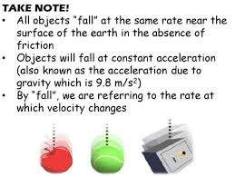 accelerated motion free fall problems and solutions