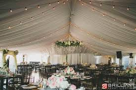 wedding tent wedding tent lighting featuring market lights wash lights