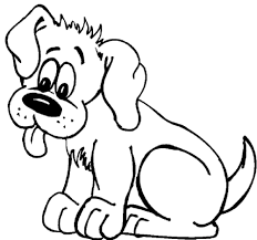 dog coloring pages for preschooler coloringstar
