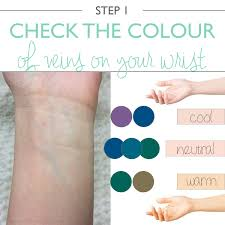 How To Check If You by Health And Beauty How To Determine Your Skin U0027s Undertone