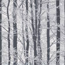 36 black wallpapers with silver trees in high definition
