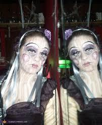 Marionette Doll Halloween Costume Wooden Marionette Puppet Homemade Halloween Costume Photo 4 4