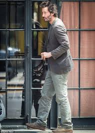 Sad Keanu Meme - keanu reeves has a solitary drink outside his nyc hotel daily mail