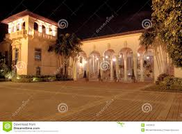 mediterranean mansion stock image image of luxury trees 14222619