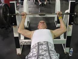 Benching 315 Dundalk Man 80 Sets Bench Press Record Dundalk Md Patch