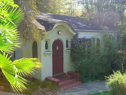 Cottage Los Angeles by History Los Angeles County Storybook Cottages On Gower