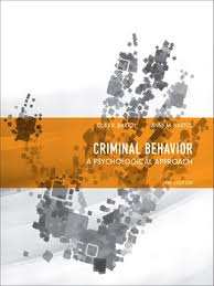 criminal behavior a psychological approach 10th edition