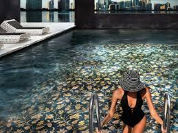 Unique And Artistic Mosaic Tiles Design For Pools Various