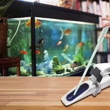 handheld 0 28 atc salinity refractometer
