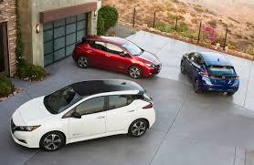 nissan canada build and price new 2018 nissan leaf improves ev range the car magazine