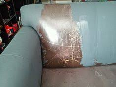 Paint On Leather Sofa Painting Leather With Chalk Paint By Sloan Part 1