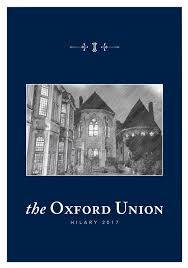 oxford union hilary 2017 termcard by oxford union issuu