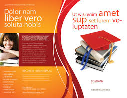 brochure design templates for education brochure design templates for education higher education brochure