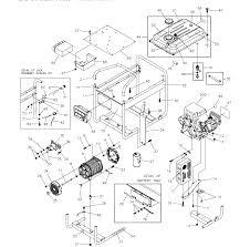 briggs u0026 stratton 30466 030466 0 generator parts