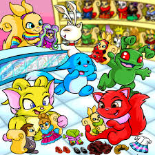 shop guides pink poogle toy