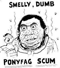 Beaner Meme - smelly dumb ponyfag scum a wyatt mann know your meme
