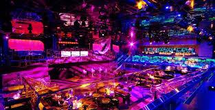 the bank nightclub at the bellagio