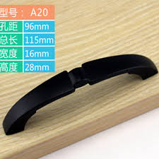 Kitchen Cabinet Pulls And Knobs Discount Online Get Cheap Black Cabinet Pulls Aliexpress Com Alibaba Group