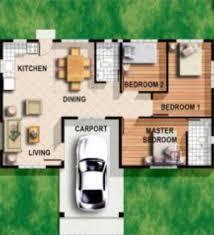 open plan bungalow floor plans floor plan 3 bedroom bungalow house designs 3 bedroom bungalow