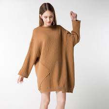 boyfriend sweaters 2017 winter vintage patchwork sweaters autumn pull femme