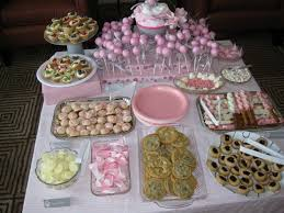 pink and gray baby shower pink cake pops baby shower foods and