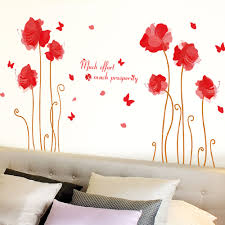 Eiffel Tower Wall Decals Cute Wall Sticker Removable Lovely Wallpaper Art Decal Room Sales