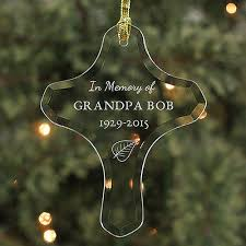 memorial ornaments the sympathy gifts for