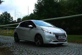 peugeot 208 gti european review peugeot 208 gti the truth about cars