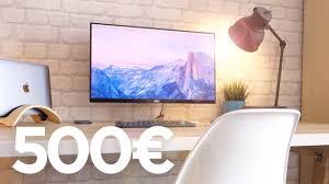 500 u20ac desk setup youtube