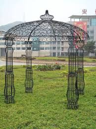 Trellis Arch A2895black Metal Garden Arches Uk For Sale Australia Satuska Co