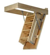attic pull down stair c daniel friedman pull down attic ladder