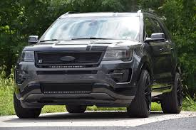 Ford Explorer Exhaust - black edition collection black edition motorsport u0026 design