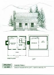 new one story house plans apartments 2 story log cabin floor plans one story log home