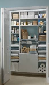 Shelving For Closets by Best 25 Bathroom Closet Ideas On Pinterest Bathroom Closet