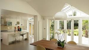 ideas for kitchen extensions extension design ideas kitchen garden room and photos