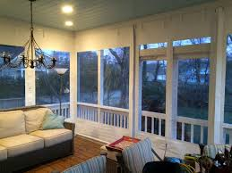 vinyl curtains for screen porch
