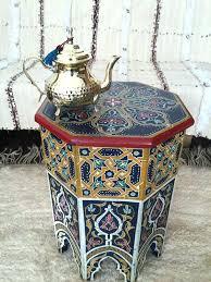 moroccan tea table stand moroccan tea table stand cobia