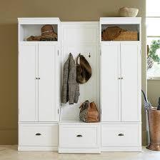 Entryway Cabinet With Doors Owen Entryway Cabinet Bench Ballard Designs