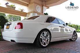 matte gray rolls royce legend limousines inc rolls royce ghost rolls royce rental