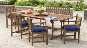 Patio Table 6 Chairs Lancaster Extension Table U0026 Chairs Dining Plow U0026 Hearth