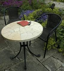 stone patio side table small outdoor side table photo of outdoor accent table small outdoor