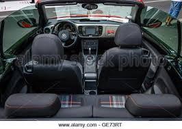 Vw Beetle Classic Interior Volkswagen Beetle Car Auto Classic Cool Iconic Stock Photo