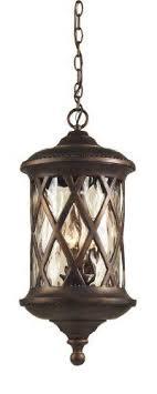Large Outdoor Pendant Light Fixtures Olivier 3 Light Outdoor Pendants Chandeliers Aged Bronze See