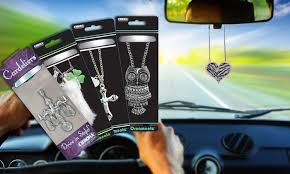 cardeliers auto ornaments groupon