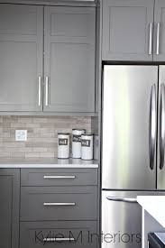 kitchen design fabulous white cabinets grey wall paint colors