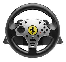 volante ps3 thrustmaster challenge racing wheel pc ps3 pc playstation皰 3
