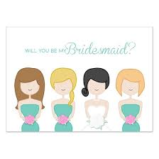 bridesmaid invitations template be my bridesmaid teal invitations cards on pingg with regard to